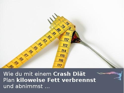 Crash Diat Plan 3 Tage 10 Tage 1 Woche Rezepte