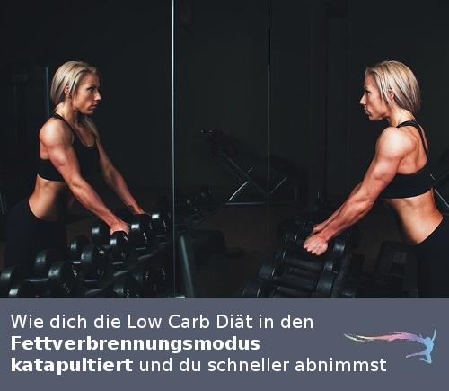 nach low carb diät